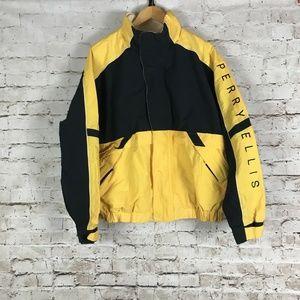 VTG Perry Ellis America Medium Weight Jacket XL